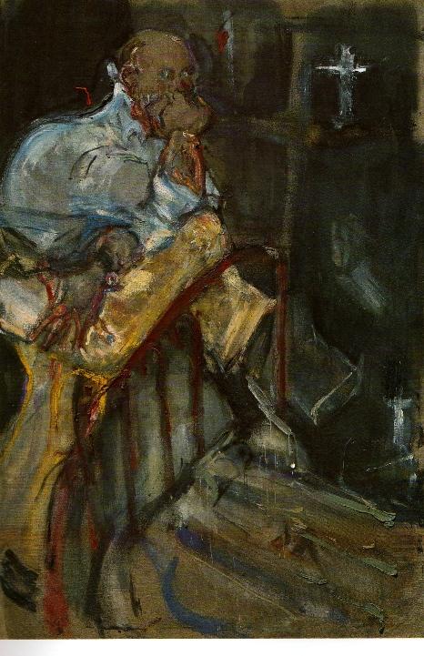 """In arrivo la mostra """"Testori e la grande pittura europea"""""""