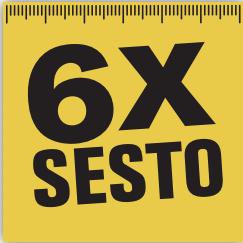 """""""6Xsesto"""": libera l'artista che è in te!"""