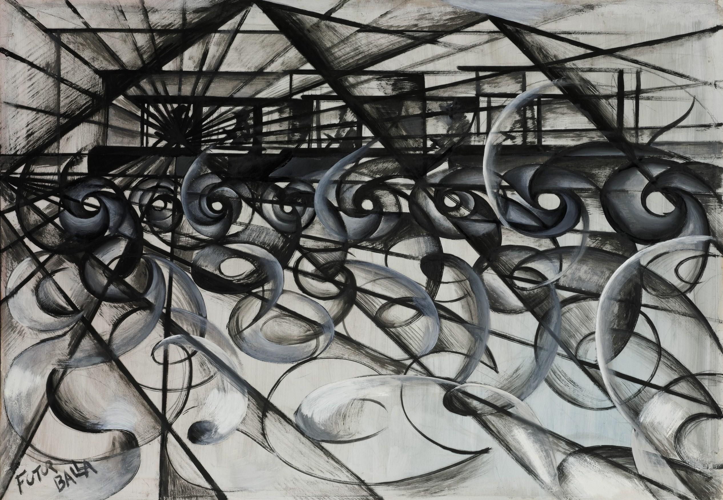 Capolavori Futuristi in asta a New York da Sotheby's