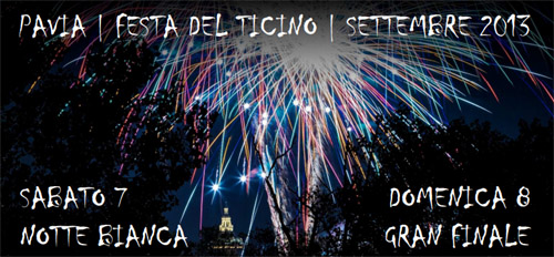 "Sabato 7 settembre: ""Notte bianca"" a Pavia tra musica, arte e cultura"