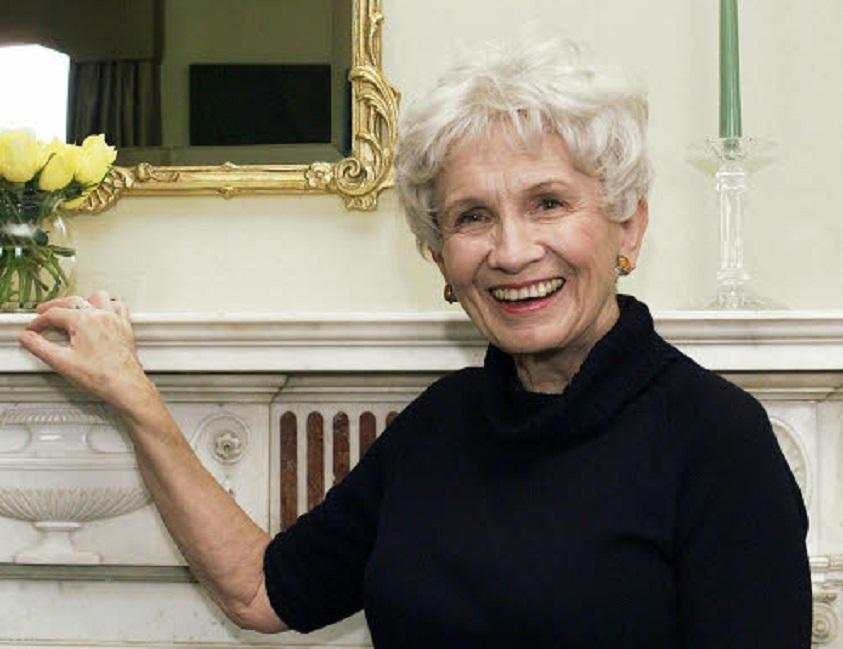 Omaggio a Alice Munro, Premio Nobel Letteratura 2013