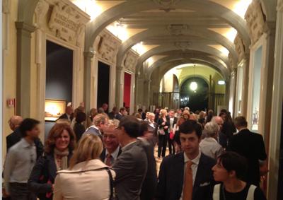 Biennale Antiquariato Firenze 2013. Reportage inaugurazione