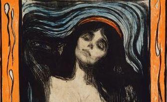 In arrivo a Genova il genio di Edvard Munch