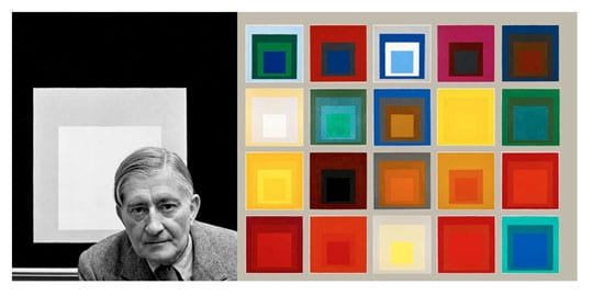 """Josef Albers. Sublime Optics"" la mostra continua con eventi collaterali"