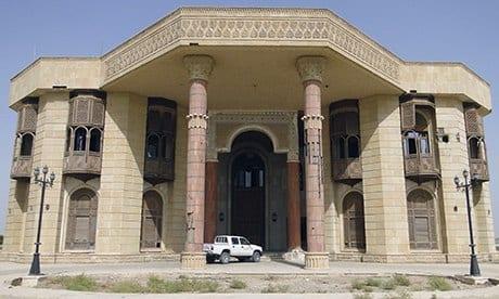 Il Palazzo di Saddam Hussein diventa il Museo della Mesopotamia