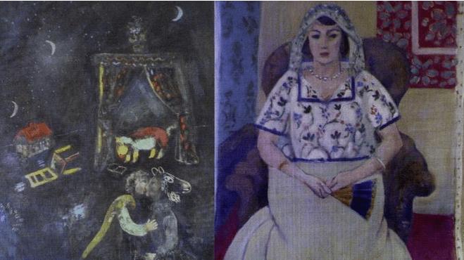Chagall, Matisse, ma anche opere del XVI secolo nel tesoro nazista