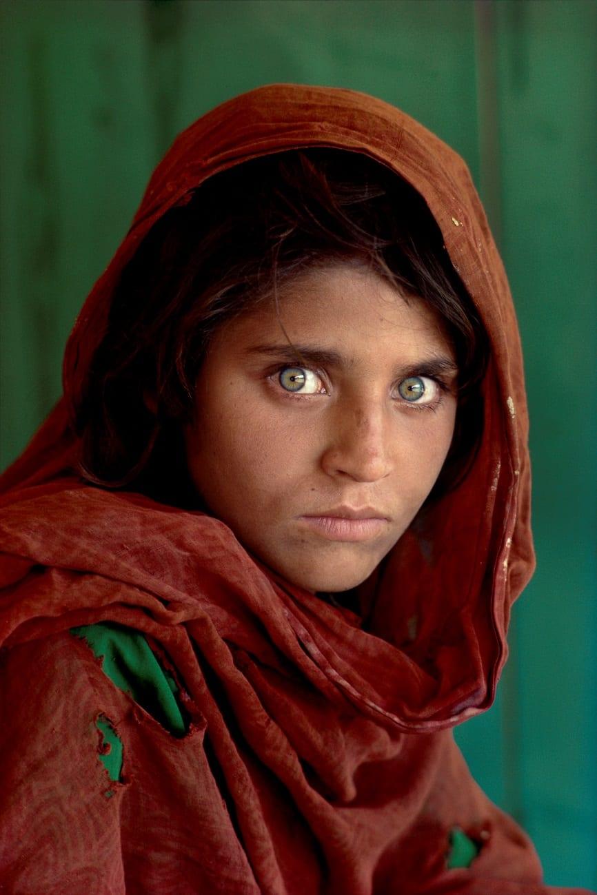 Questo week end si può acquistare il coupon gift per Steve McCurry a Siena