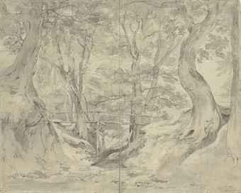 Dalla Collezione di Mrs T.S. Eliot, record per John Constable