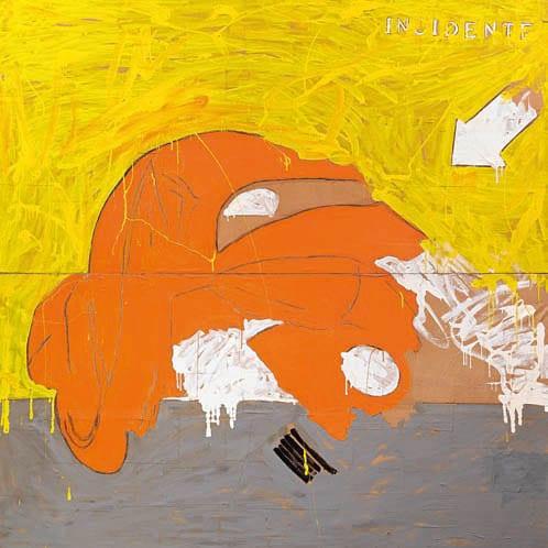 Grande successo per l'arte contemporanea da Dorotheum