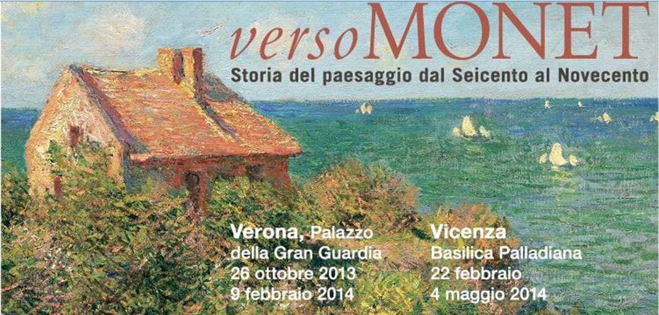 "7 novembre: Marco Goldin racconta la mostra ""Verso Monet"""