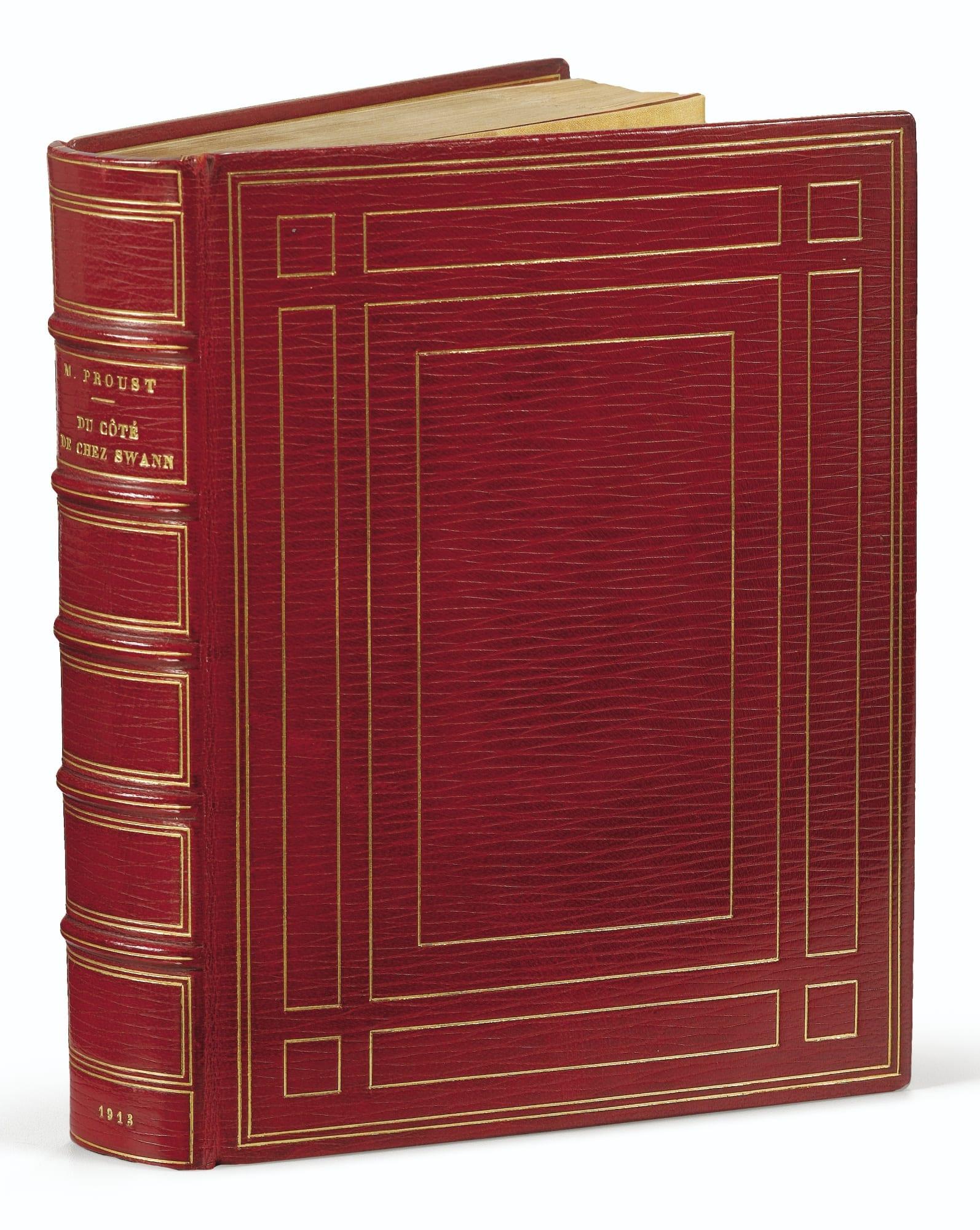"""Sotheby's – record per una prima edizione di """"Dalla parte di Swann"""""""
