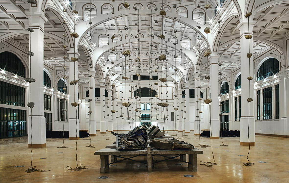 Kounellis a Trieste: mostra prorogata al 2 febbraio 2014