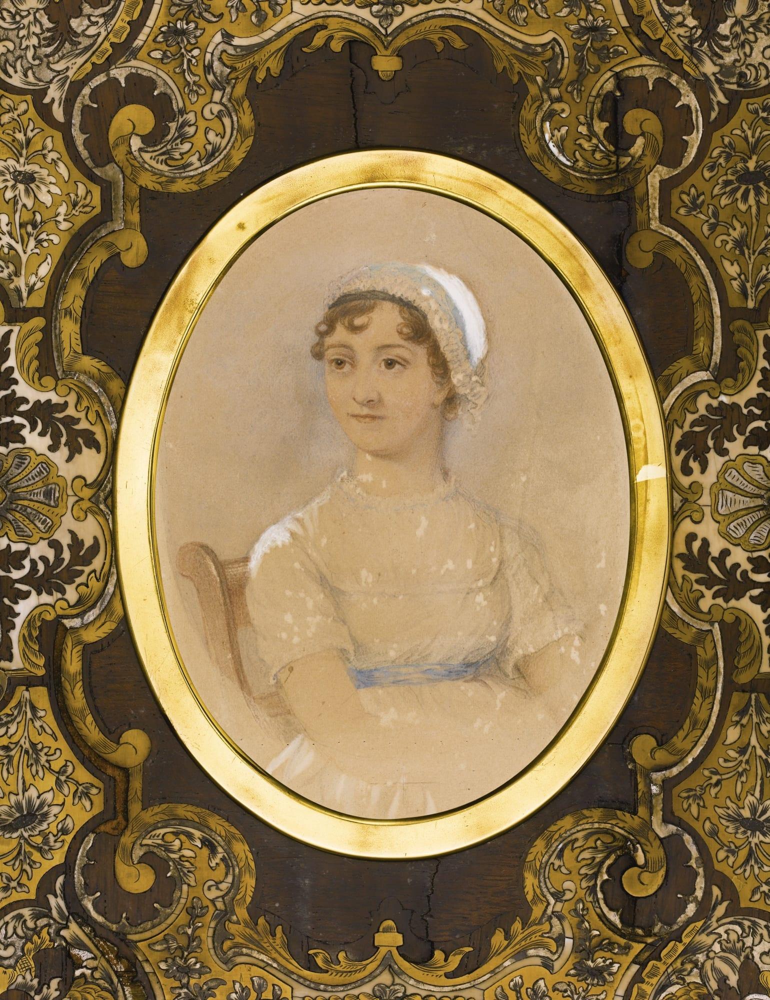 Da Sotheby's il ritratto di Jane Austen raggiunge 164.500£