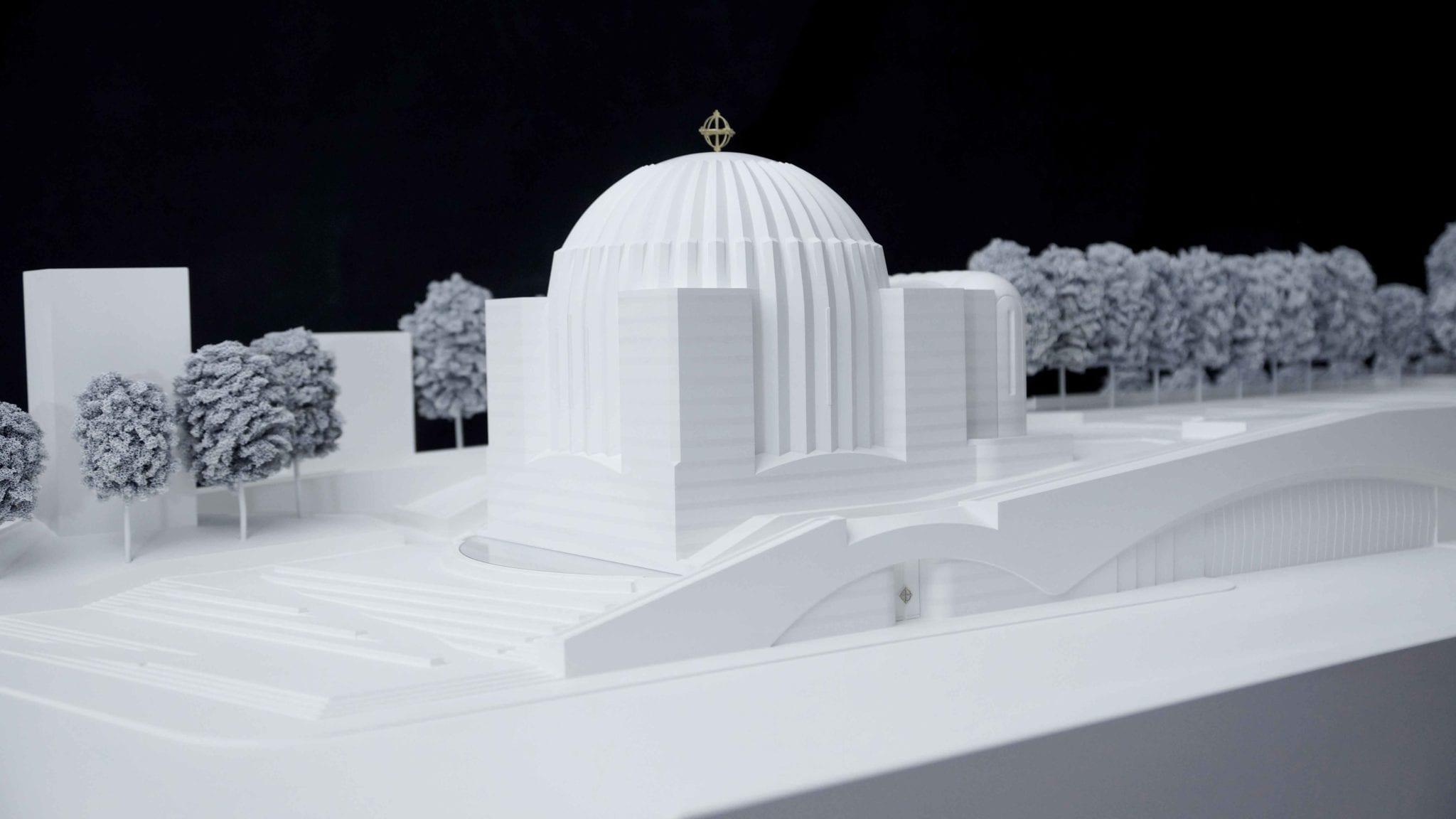 Calatrava ai Musei Vaticani