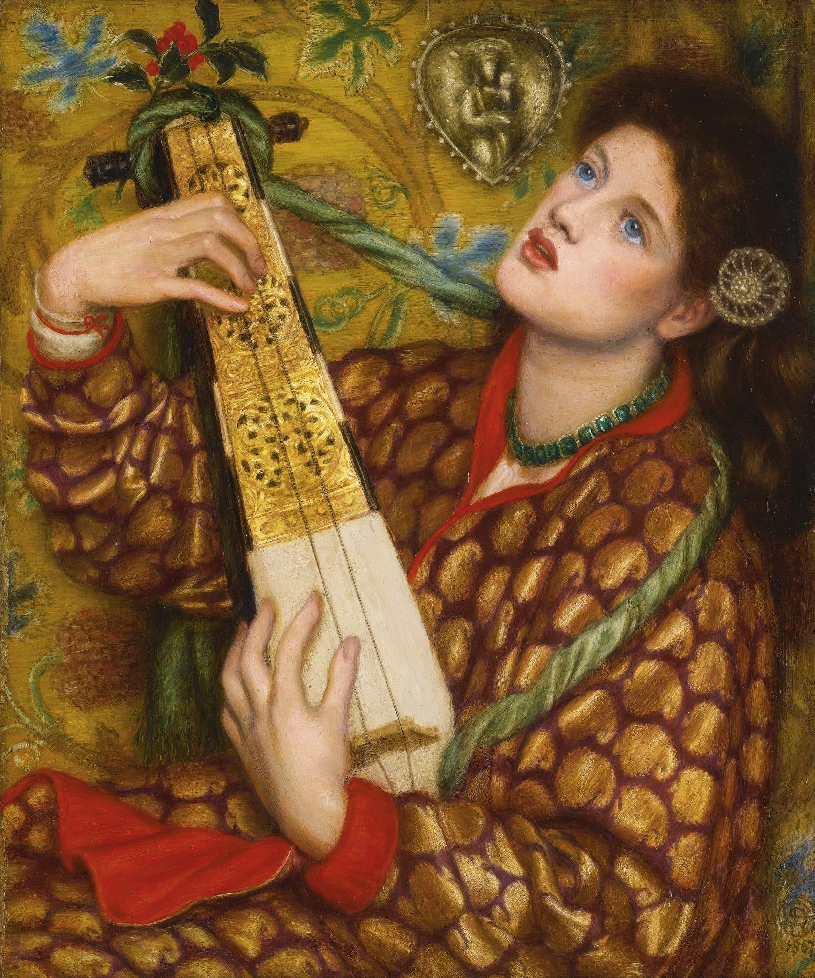 Nuovo record per Dante Gabriel Rossetti