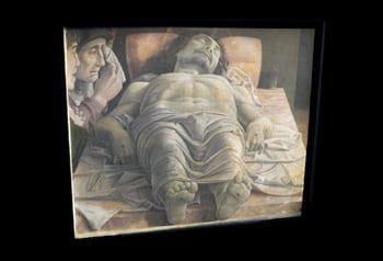 Brera. Nuovo allestimento di Olmi per Mantegna e Bellini. Foto
