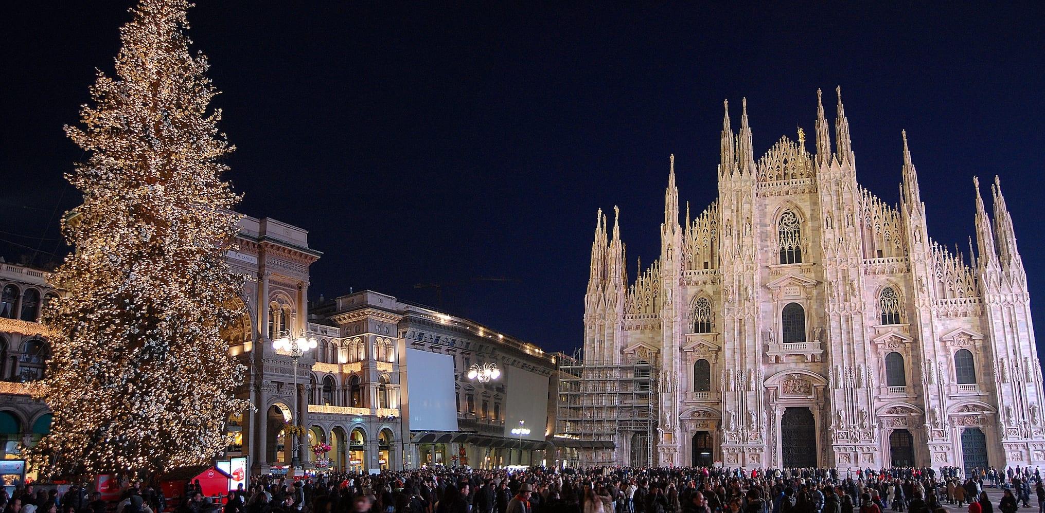 Natale a Milano: ecco come trascorrere il tempo libero