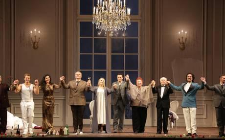 Record di incassi e di ascolti per la Traviata