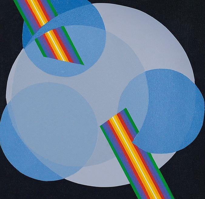 13 opere di HORACIO GARCIA ROSSI da Meeting Art