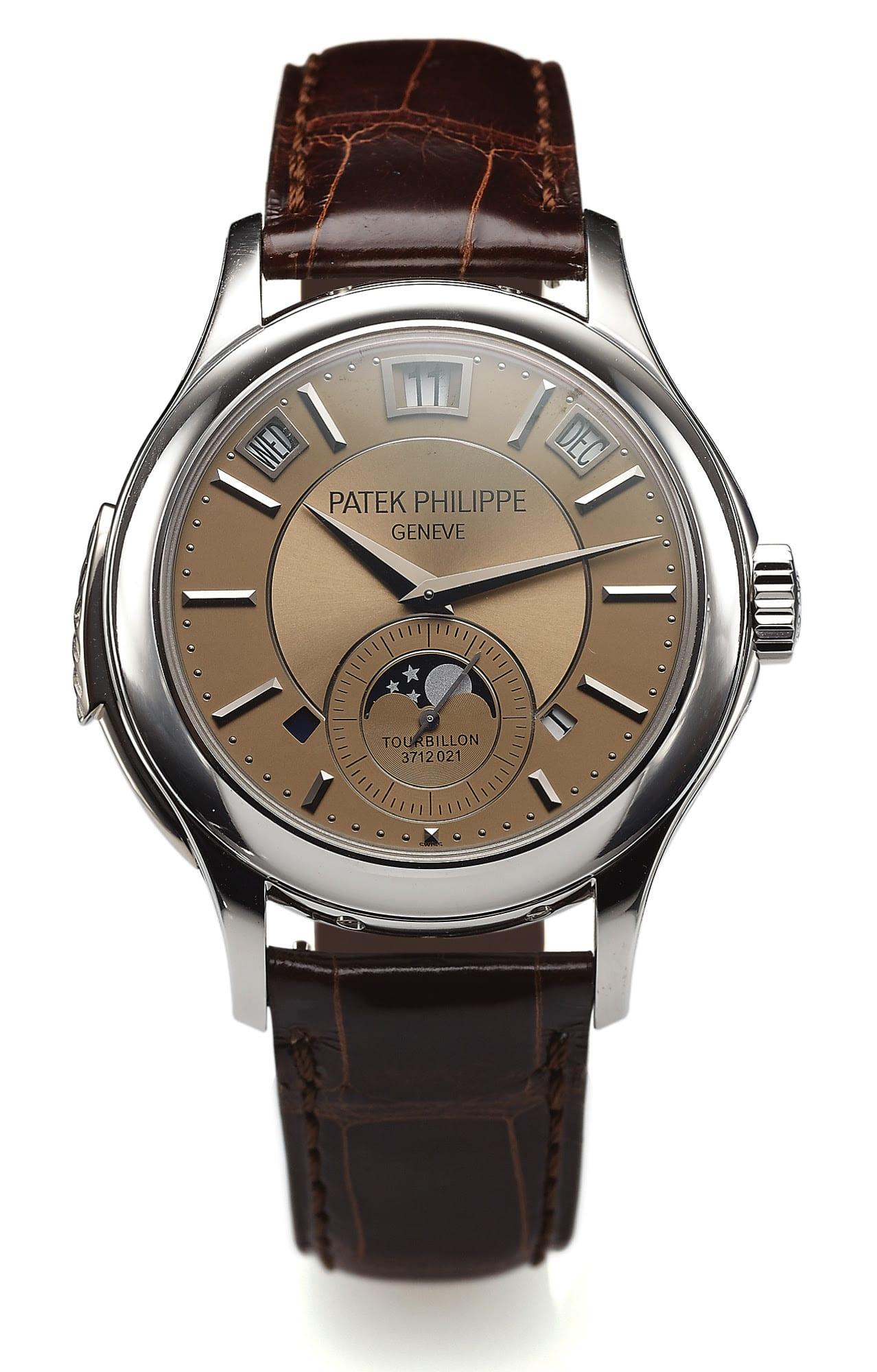 L'asta di orologi da Antiquorum NY segna il risultato più alto di tutto il 2013