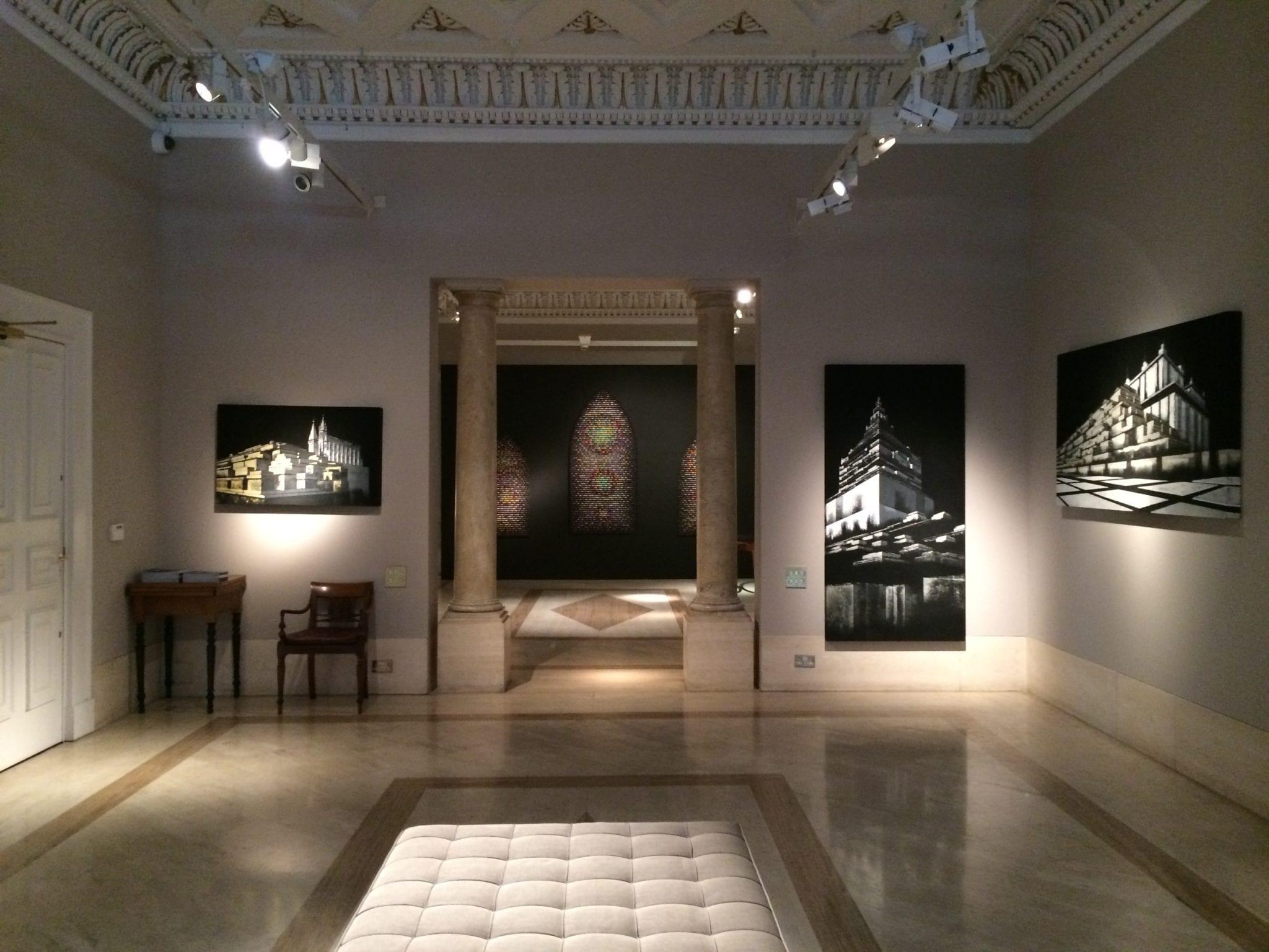 """Le """"Città sospese"""" di Isabella Traglio Vismara in mostra a Londra"""