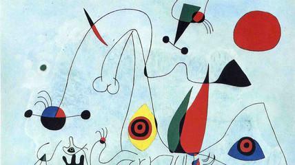 Al via domani l'arte moderna a Londra. Grande attesa per le 85 opere di Mirò
