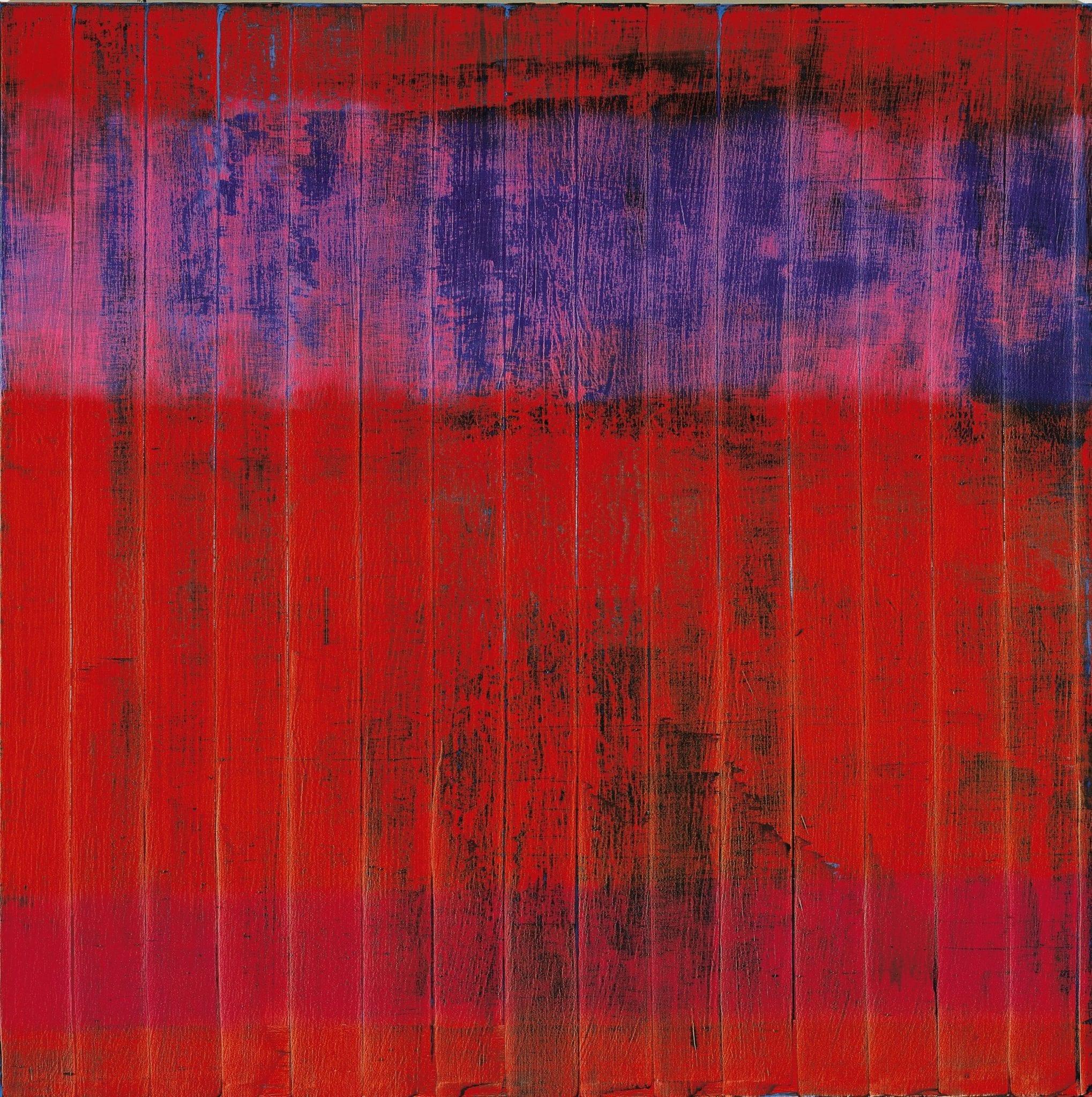 La migliore opera di Richter all'asta da Sotheby's