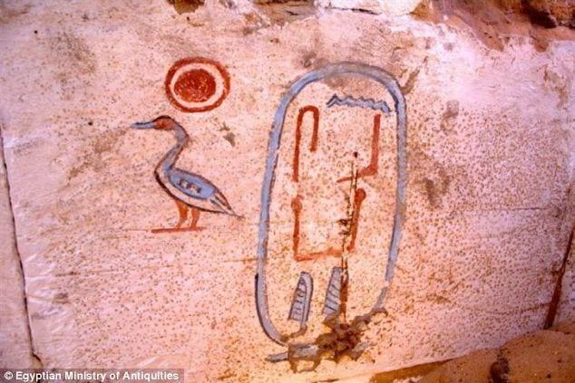 """Scoperta la tomba di Senebkay, il Faraone """"sconosciuto"""""""