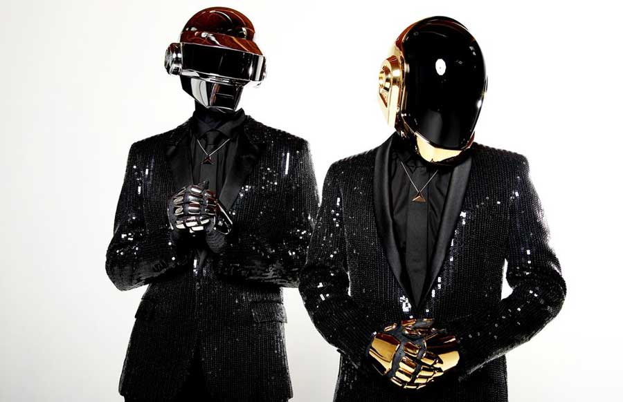 I Daft Punk dominano i Grammy Awards