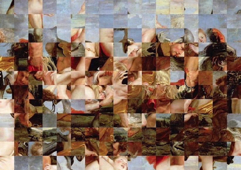 Alla Lisson Gallery Milan la prima personale italiana dell'artista Rashid Rana