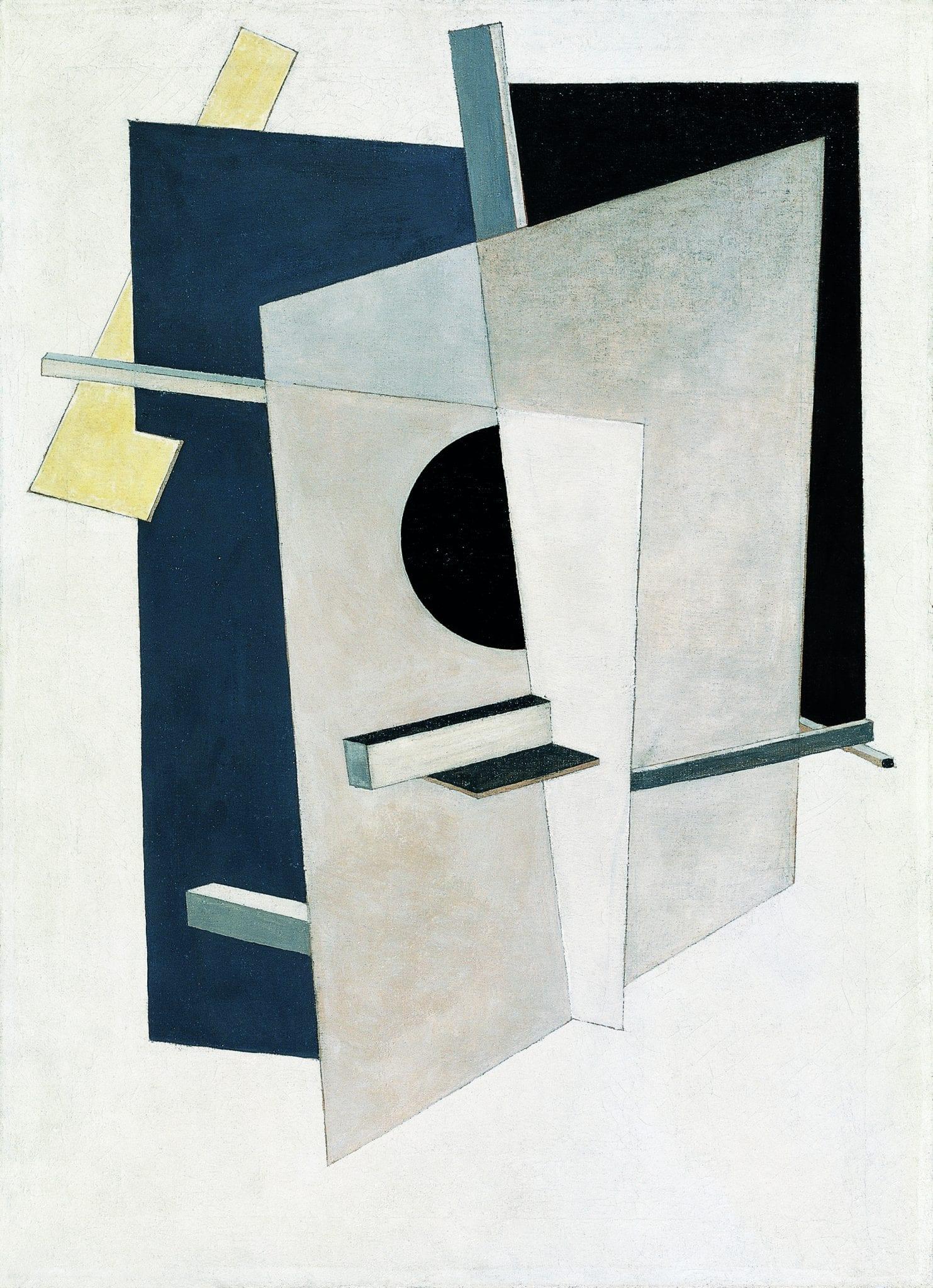 El Lissitzky al Mart di Rovereto