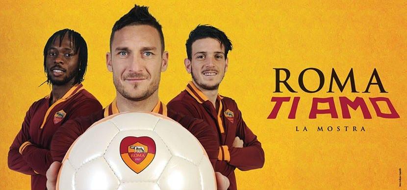 Roma ti amo: il grido del pallone per celebrare la storia della Magica