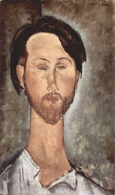 L'uomo per Modigliani