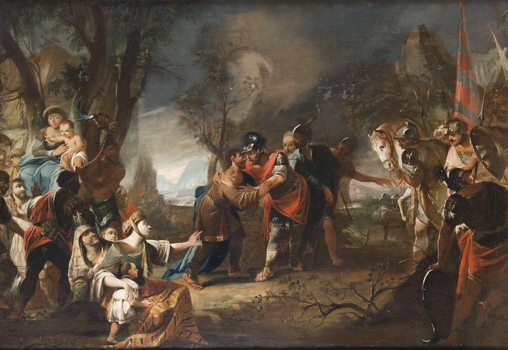 Dipinti antichi e del XIX secolo da Babuino