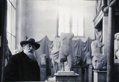 A Parigi Rodin e la luce dell'antico