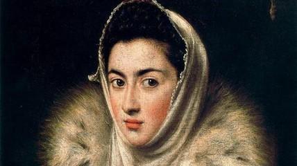 """Giornalista Antonio Garcia: """"Dama con ermellino"""" non è di El Greco"""