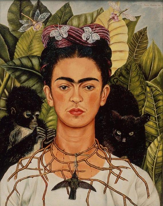 Frida Kahlo e la sua realtà
