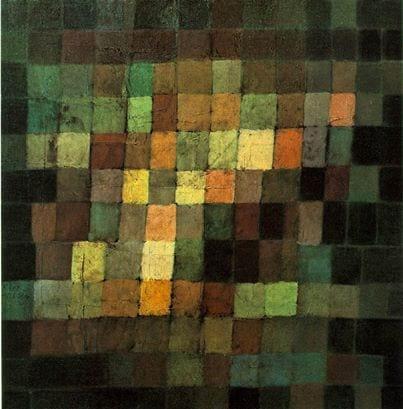 Il colore per Paul Klee