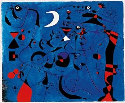 La pittura per Joan Miró