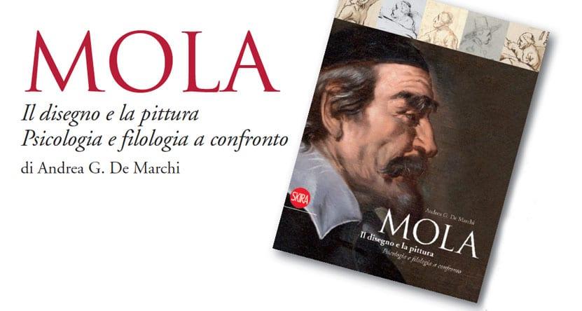 """Roma, 20/02: presentazione volume """"MOLA Il disegno e la pittura"""""""