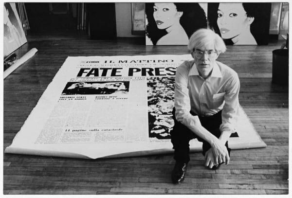 Andy Warhol torna a Napoli. Dal 18 aprile al Pan
