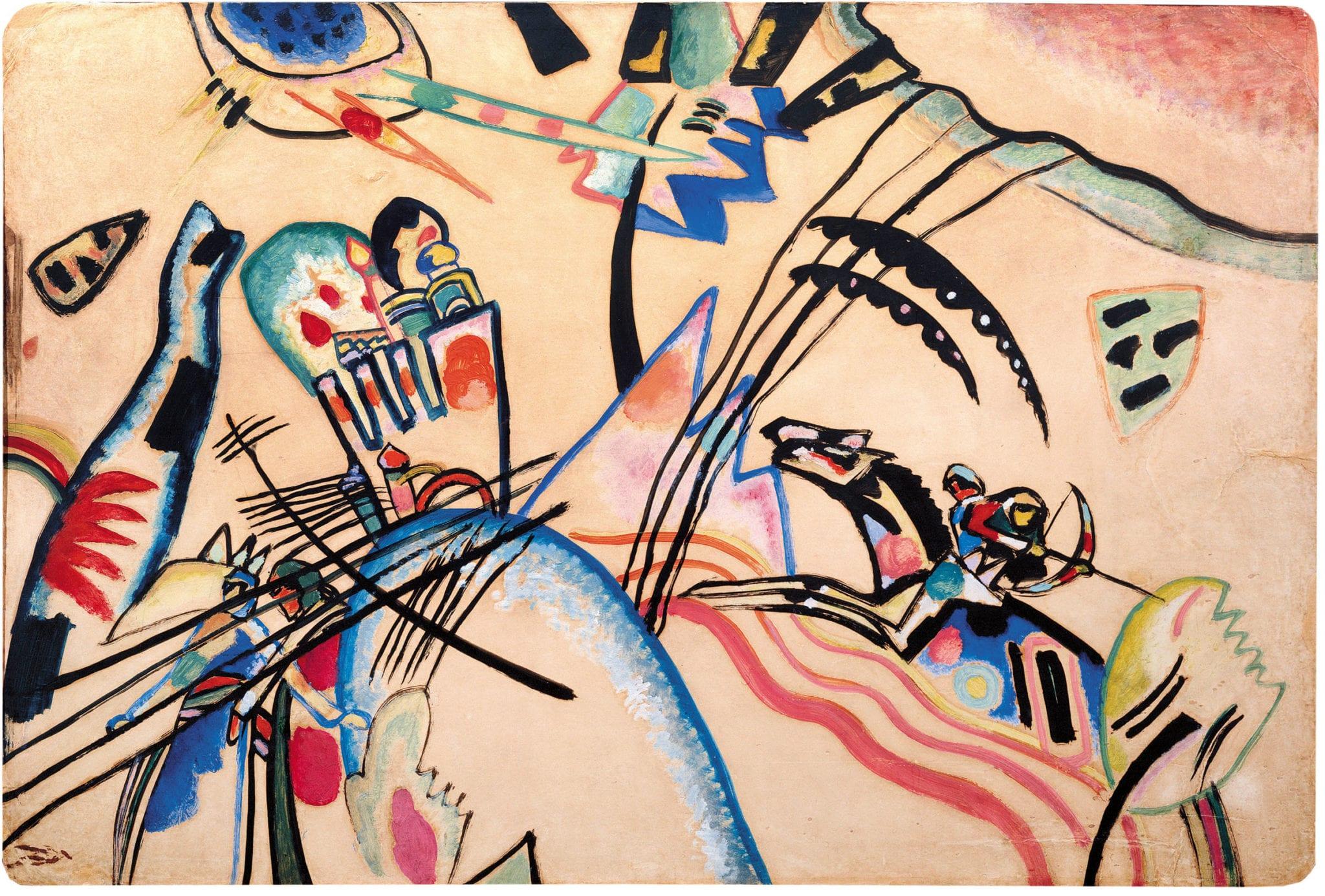 Kandinsky a Vercelli. L'artista come sciamano