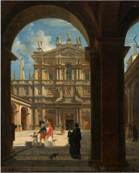 Dipinti, Sculture del XIX/XX secolo, arredi e dipinti antichi in asta da Il Ponte
