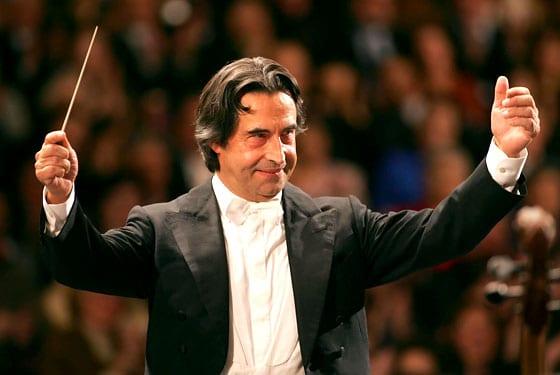 Riccardo Muti, Praemium Imperiale 2018 per la musica
