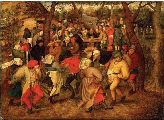 Artcurial – Aggiudicata a €1,6 milioni la danza di Pieter Brueghel