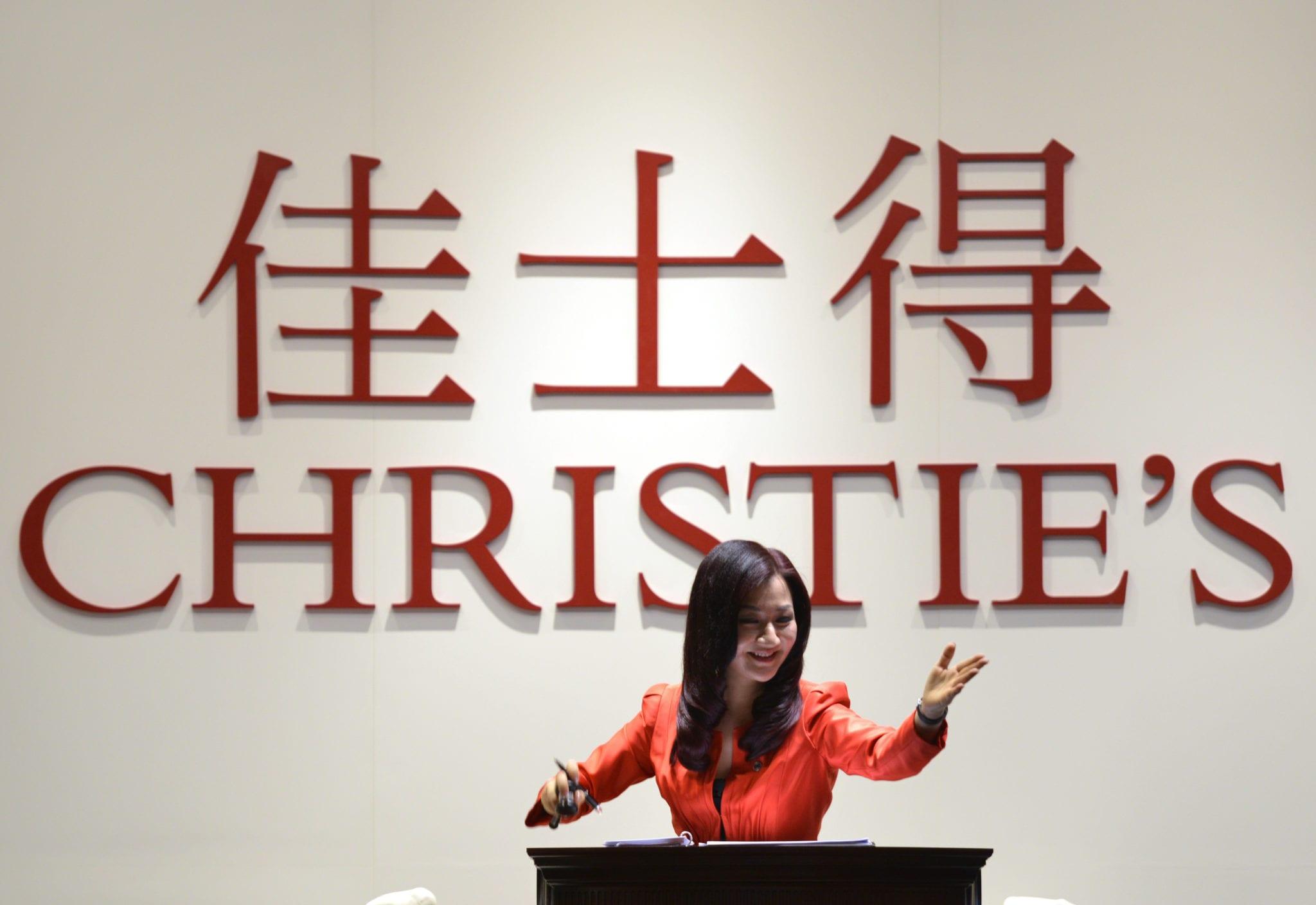 Art Market Report 2016, Cina prima potenza mondiale