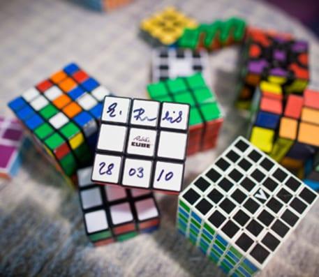 40 anni di rompicapi con Rubik