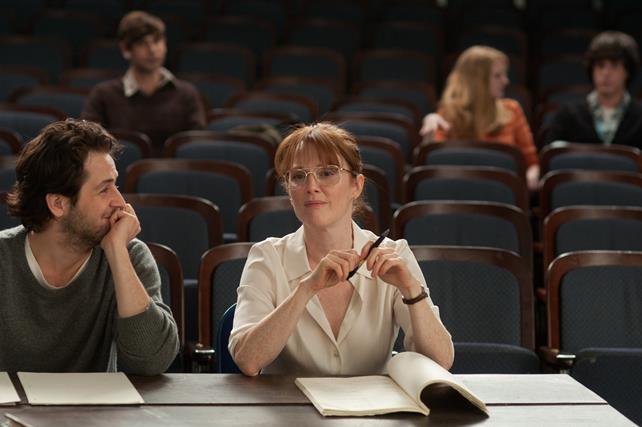 Julianne Moore è la protagonista di The English Teacher