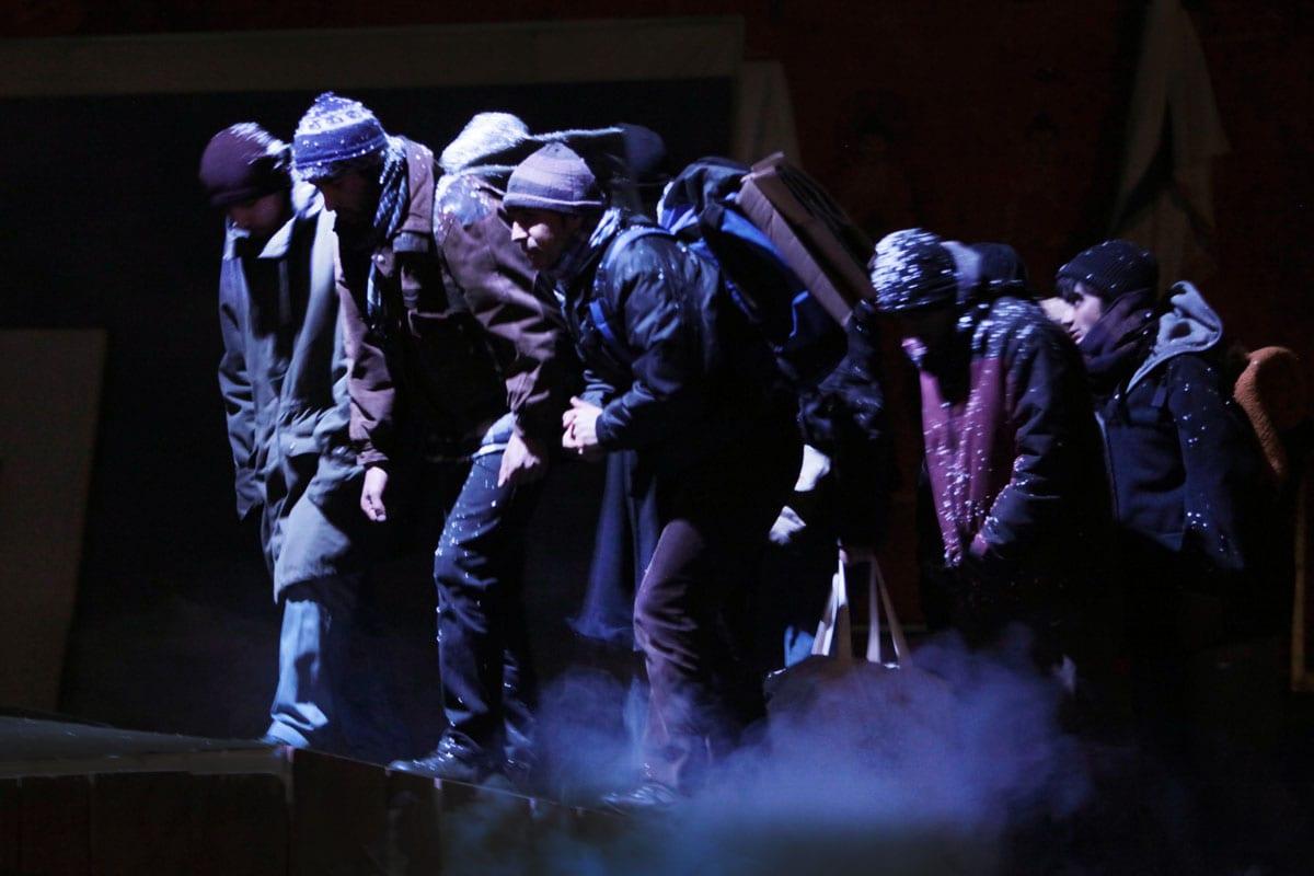 """Al Piccolo Teatro Strehler, """"La ronde de nuit"""" celebra i 50 anni del Théâtre du Soleil"""