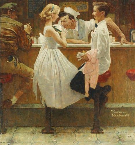 Sotheby's, Arte Americana per $45,8M. Top price per Rockwell e new record per Avery
